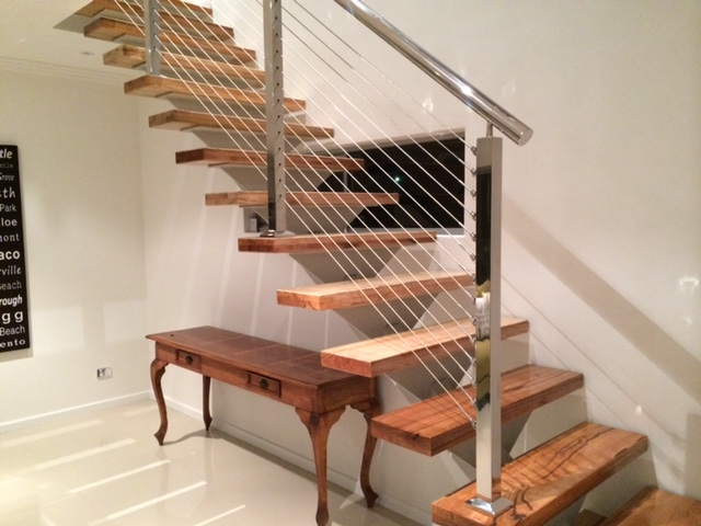 Stair Treads & Stringers